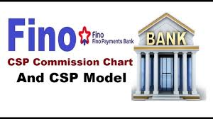 Fino Payment Bank Csp Commission Chart And Csp Model