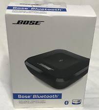 bose bluetooth adapter. bose bluetooth audio adapter 727012-1300 new in box!
