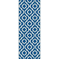 white runner rug blue runner rug rugs metro blue and white runner 2 ft 7 in white runner rug sophisticated