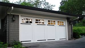 craftsman garage doorsTraditional Garage Doors  Craftsman Shaker Coastal Cottage