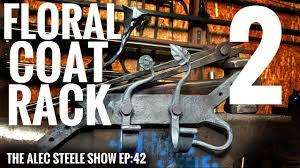 Coat Rack Part BEAUTIFUL FLORAL COAT RACK PART 100 Episode 100 The Alec Steele 48