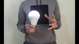 Criss Angel Light Bulb Trick How To Turn On A Light Bulb With Your Mind Magic Tricks
