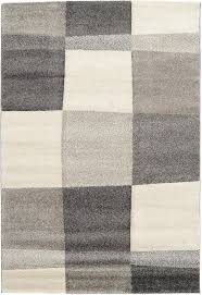 Gray 5' 3 x 7' 7 Frieze Rug | Area Rugs ...