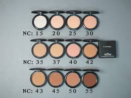 next branded cosmetics mac studio fix powder plus foundation 12 sets