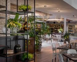 The Garden Kitchen 06 Of 9 View To Indoor Trellis Display Kitchenjpg