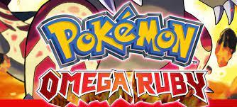Pokémon Omega Ruby & Alpha Sapphire: Games & Media