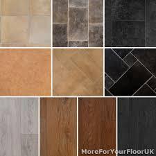Cushion Floor Vinyl Kitchen Flooring Wood Effect Vinyl Ebay