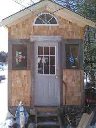 tiny house vermont. Image May Contain: Tree And Outdoor Tiny House Vermont G