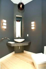 chrome bathroom sconces. Polished Chrome Bathroom Sconces Modern Wall Steel And Glass Sconce I