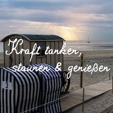 Kraft Tanken Staunen Genießen Meer An Vakanz Zitate Urlaub