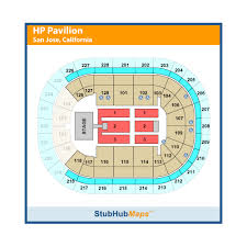 Tacoma Dome Thomas Rhett Seating Chart Sap Center Events And Concerts In San Jose Sap Center
