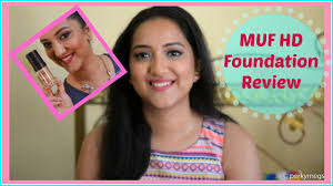 makeup forever hd foundation review you