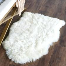 area rugs fur carpet large white rug faux medium size of sheepskin ikea