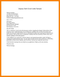 Crew Clerk Cover Letter Accounting Clerk Cover Letter Sample Cover