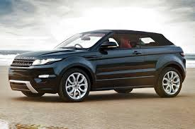 2015 Land Rover Range Rover Evoque Convertible - Information and ...