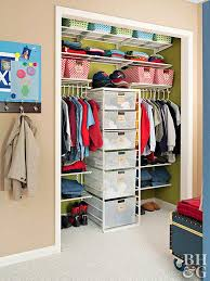 choose closet storage that grows