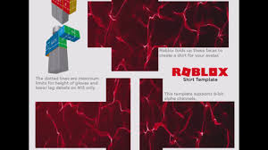 Roblox R15 Template 5 Free Roblox Shirt Template Youtube