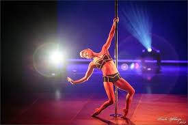 Interview with pole artist Heidi Coker | Vertical Wise