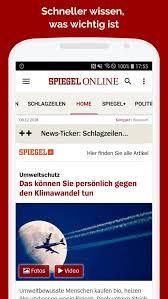 Spigel Online Logo Png Bestellen App Kosten English News