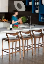 the duda stool counter height by brazilian aristeu pires warms up any kitchen delivered in 21 days anywhere the usa counter high stools d19