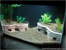aquarium decorations diy dramatic aquascapes diy aquarium decore stone terraces home