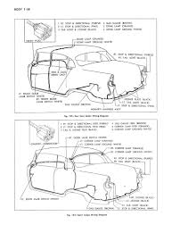 1955 passenger car body wiring 2