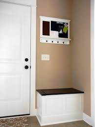 Corner Entry Bench Coat Rack Corner Entry Storage Bench Under Wall Mounted Coat Rack With 22