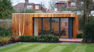 contemporary styles of garden sheds available in ireland extended spaces