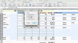 How To Eliminate Blank Cells In An Excel Spreadsheet Microsoft