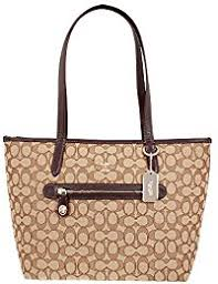 Women s Signature Taylor Tote. Coach