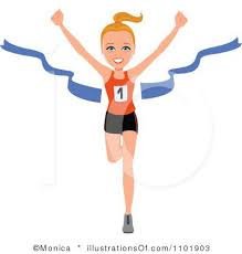 Image result for people running in a race free clip art or photos