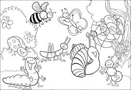 bug coloring pages for preschool printable insect coloring pages insect coloring pages preschool insects coloring pages bug coloring pages free preschool