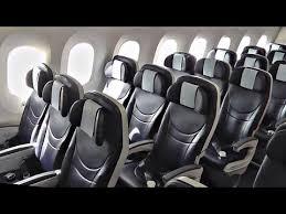 boarding thomson boeing 787 8 dreamliner premium club cabin views before takeoff lca airport