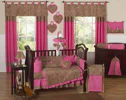 accessories marvelous animal print bedding and curtains best piece hot pink black leopard microfur curtain