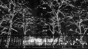 Winter Pictures With Led Lights White Led Lights New York Winter Christmas Hd Wallpapers