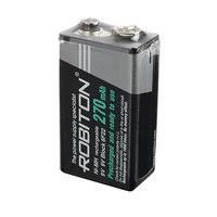 «<b>Аккумулятор крона Robiton RTU270MH</b>-1» — Батарейки и ...