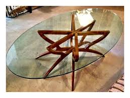 round glass coffee table tabletops tables legs shaped like a regarding oval glass coffee table very