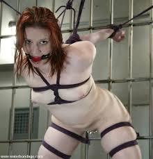 Claire adams water bondage