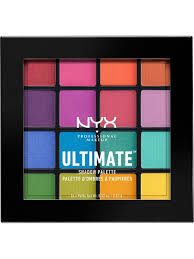 Палетка <b>теней</b> ULTIMATE <b>SHADOW</b> PALETTE <b>NYX</b> ...