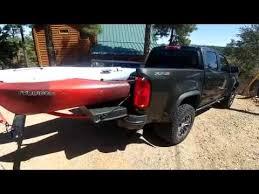 Austin Kayak T-Bone pickup truck bed extender owner review - YouTube
