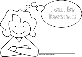 Small Picture Mormon Share I can be Reverent Poster