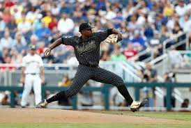Could Kumar Rocker be drafted before ...