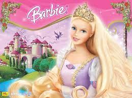 Barbie Doll | Rapunzel, Phim hoạt hình, Công chúa