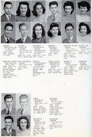 The Senior Class of Robert E Lee High School 1943, Jacksonville, Fl -  Whiteway Corner