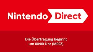 Nintendo Direct – 24.09.2021 - YouTube