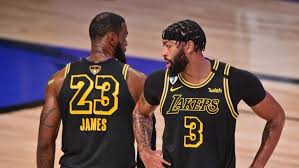 Watch los angeles lakers's games with nba league pass. Lebron James Will Leave Number 23 To Anthony Davis At Los Angeles Lakers La Pelotita