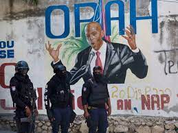 Haiti's President Was Assassinated ...