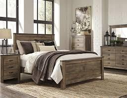 ... Crown Mark Furniture Neo Renaissance Poster Bedroom Set In Dark Walnut  King Size Sets With Storage ...