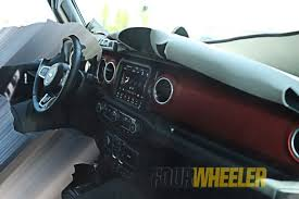2018 jeep wrangler jl. contemporary 2018 2018 jeep wrangler jl interior revealed with jeep wrangler jl