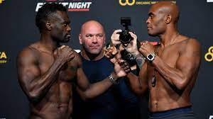 UFC Fight Night Ergebnisse – Anderson ...
